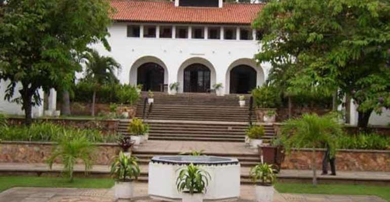 University of Ghana Excels in '419